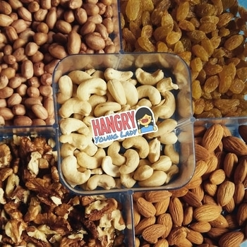 Going nuts over nuts! Know about benefits of these nuts in my latest blog (link in comment section) #eatclean #eathealthy #stayfit #fitnessmotivation #nuts #dryfruits #inbetweenmeals #vitamine #omega3 #essentialoils #eatright #letsdothis  #lifestyleblogger #fitnessfreak #bloggerlifestyle #followformore  #fitness