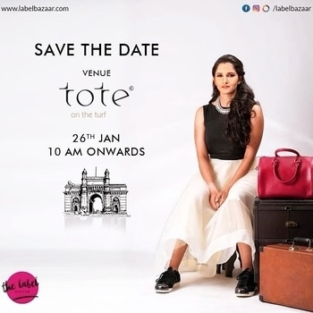 Catch the best brands from India and beyond only at The Label Bazaar on the 26th of January at Tote on the Turf, Mumbai @labelbazaar @roposolove    #fashionblogger #ootd #fashion #instafashion #streetstyle #fblogger #styleblogger #lookbook #wiw #whatiwore #followme #liketkit #weheartit #lookoftheday #fashiondiaries #outfitoftheday #wiwt #fashiongram #instastyle #fashionblog #inspiration #mumbai #india #delhi #indianblogger #indianfashionblogger #ss17 #indian #pune #bangalore #celebrityfashion