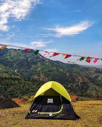 Who Else Here love to stay in Tent?? Pic Clicked at #Ukhrul #Manipur when I went there for #ShiruiLilyFestival by @chikoadventures   Shot on @goproin  . . . . #HighHillsHimalayan #HimalayanPictures #Himalayas #Mountains #Hills #himalayanView #TravelDiaries #EarthFocus #OurPlanetDaily #BeautifulDestinations #BestVacations #MyPixelDiary #VisualsOfLife #PhotoOfTheDay #MotherNature #peaceful_himalayas#WanderLust #HimalayanDiaries #HimalayanExplore #streetsofhimalayas #highhills