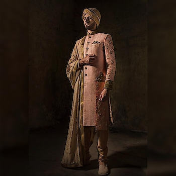 Are you looking for that Royal Sherwani for your wedding ?? Rent this look which is Perfect example of excellent workmanship. This peach color sherwani with self designed motifs all over the base giving it a rich ethnic texture. Paired with golden churidar.  Follow the link to book it .  https://www.rentanattire.com/product/720-manyavar  #sherwani #royalwedding #indianwedding #indianweddings #royal #groomwear #groomlook #fashiononrent #weddingphotographers #weddings #weddingwear #rentanattire #rentyourlook #rentingisthenewbuying #peachsherwani #pastellook #sherwanionrent #pune #delhi #dehradun #mumbai #groomoutfit