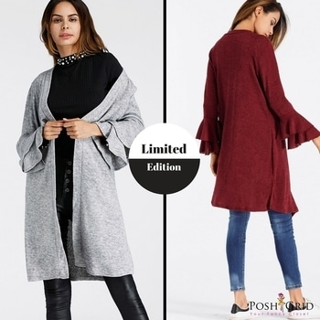Are we excited or what! ❤  Our newest LIMITED EDITION collection of Winter Wear is NOW LIVE 💓💓 • • Loads and loads of styles to choose from! Check out the collection now!!🌟 •  #fasion #FashionInfluencer #lifestyleblogger #picoftheday #instacapture #instafashion #instadaily #style #trending #trendy #india #indianfashion #indianfashionblogger #classy #beautiful #gorgeous #love #girl #picoftheday #poshgrid #fashion #winterwear #wintercollection #sweater #sweatshirt #hoodie