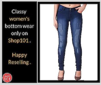 Download: http://bit.ly/2D12b3g  #resellers  #resellerswelcome #reselling #workfromhome #onlinebusiness #women-fashion #women-style #womenwear #womenbottomwear #womensjeans #jeans #thebazaar #sellonline