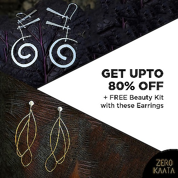 #rakhisale will end soon  Shop now and get upto 80% off across website  Also, get a free beauty kit with every order of Rs 499 and above  Visit www.zerokaata.com to shop now  #zerokaata #tribalbyzerokaata #rakhigifts #rakhigiftsforsister #giftsforrakhi #rakshabandhanspecial #rakshabandhan #rakhi2019 #rakhigiftforsister #rakhigiftstosister #rakhigiftsforsisterunder500 #rakshabandhangifts #festivaljewelry #festivaljewellery #festivecollection #festiveseason #festivalfashion #festivevibes #giftsforwomen #giftsforgirls #giftsforyou