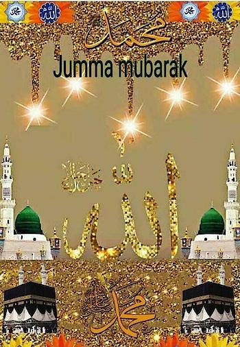 jumma Mubarak all friends
