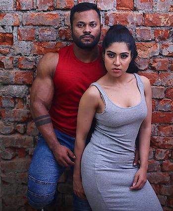 #couplegoals #fitnessmodel #fitnessmotivation