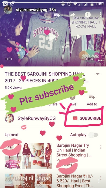 please SUBSCRIBE to be the part of my runway family.   https://www.youtube.com/channel/UCY9eYFoRDp0W0gAm08ZR59Q  love stylerunwaybycg XOXO . . . . .  #makeuplove #beauty #beautyblogger #youtuber #nude #nudelips #angelday #natural-look #makeuplook #makeupobsessed #beauty  #fashion  #youtuber  #blogger  #indianblogger  ##blogger #indianblogger #fashionblogger  #stylistdiaries  #2k17  #2017  #beautyblogger #hairtransformation #haircolor #haircolour #hair #bluehair #greenhair #multicolourhair #greyhair #silverhair