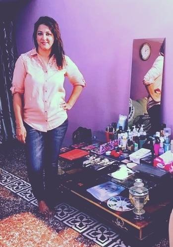 2 days makeup workshop.......by me