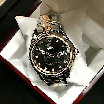 rs1050 watch for#HE#new#rolex#new-style  for order-whatsapp-9569520111 #free shipping✈all over India🇮🇳