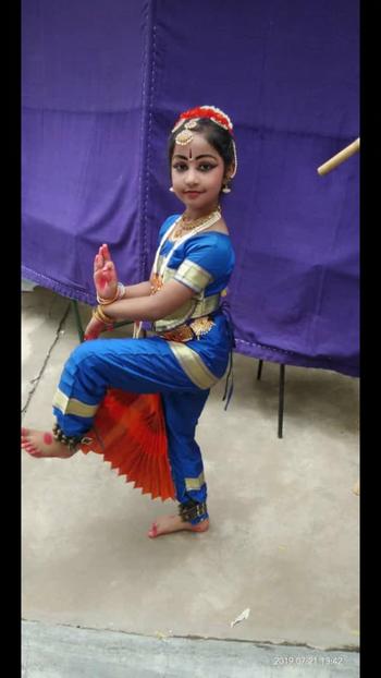 ಭರತನಾಟ್ಯ ನಮ್ಮ ಕಲೆ ಉಳಿಸಿ ಬೆಳೆಸಿ...#bharatanatyam #maintain-indian-culture #roposoviews