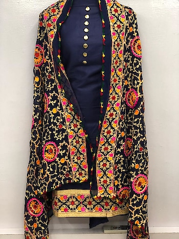 Jamsilk top cottan salwar  siffon heavy border with full work dupatta *Price 849+$🐋🐋*   Direct Message us or whatsapp on 9867764381   Follow us 👉🏻on FB:  *https://www.facebook.com/Stylista-Fashionss-2137660539847810/*  #stylistafashionss #style #fashion #trend #readysuit #dressmaterial #ethnic #western #fashionjewellery  #handbags #kurti #botttomwear #onestop #shopping #saree #readymadeblouse #lookstylish #bethefashion #shopstylistafashionss #onlineshopping #bestquality #bestprice #bestbuy #swag