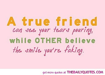#true friendship