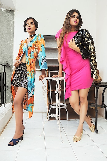 👑 #Fun & #Fierce 👑 #StyledByDeepankerAttri #DeeZzzCloset  #Model: @ubale_amruta @thegulabigirl #Styling: #DeepankerAttri @DeepankerAttri #Photography: Shailesh Tilekar @shail_photography  #instagood #newface #wcw #styleguide #luxury #vogue #instaguy #fashion #style #model #sexy #fashionphotography #india  #punefashionblogger #fashionista #fashionblogger #peace #love #music #life 😇✌🏻💖🎵🌟 👻 #Snapchat @iheart52514