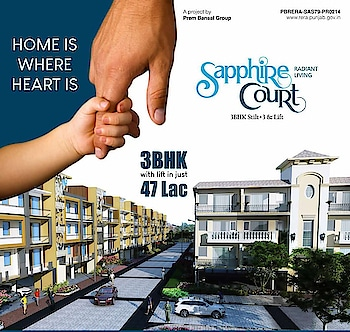 3bhk with lift.fisrt project lowrise..zirakour call 8872365700