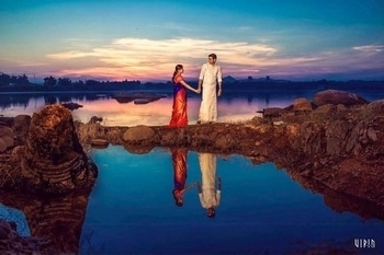 """""""Anywhere with you is better than anywhere without you.""""  Image Credit: vipinphotography  #WedLista #FashionForWeddings"""