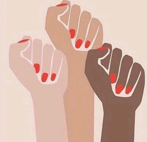 no matter what your skin shade is red nailpaint suite to everyone 👌👌
