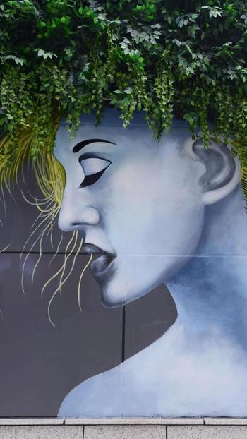 #streetart #deepthink
