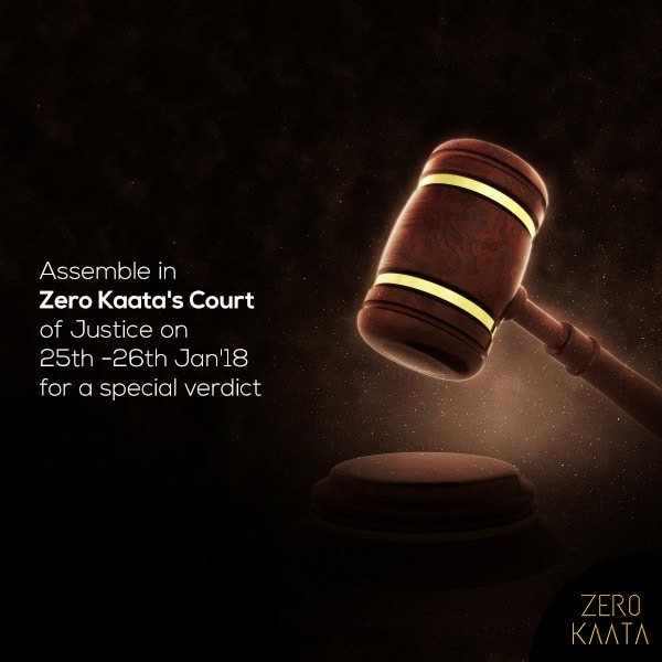 Our Chief Justice will announce a special verdict for you pretty women.   Watch this space for more on 25th-26th Jan'18.  Dont miss at all  #zk #zerokaata #surpriseforall #fashion #style #jewelry #jewelryporn #earrings #zerokaata #zk #fashion #style #jewelrybloger #jewelryshow #jewelrybrand #jewelrystyle #jewelryofig #jewelryporn #jewelryshop #jewelrylove #jewelryswag #jewelrygoals #jewelryonetsy #jewelrysale #jewelrylovers #jewelrygifts #wedding #Weddingjewelry #earringsfashion #IFN27 #UDGAM