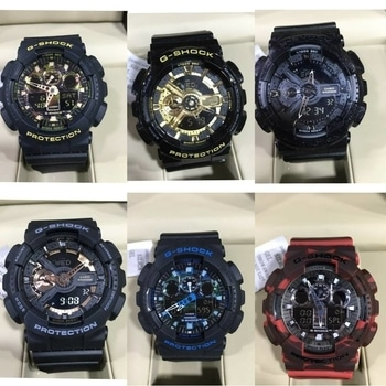 GSHOCK watches 3500/-rs only  Payment bank and paytm  Whatsapp 8919410170