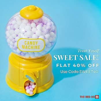 Our kinda Sugar Fix! Sweet Sale @ Flat 40% off Sitewide 🍬 🍭 http://theredbox.co.in/en/ . . . . . #theredbox #crazysexycool #spiceitup #candy #sweet #sweetsale #sugar #sugarfix #sale #shopping #shoppingonline #onlineshopping #candymachine #style #stylestatement #stylediary #fashion #fashionjewelry #jewellery #earrings #chokerstyle #necklaces #rings #celebritystyle #celebstyle #stylebook #bollywoodfashion #trending #celeb #india