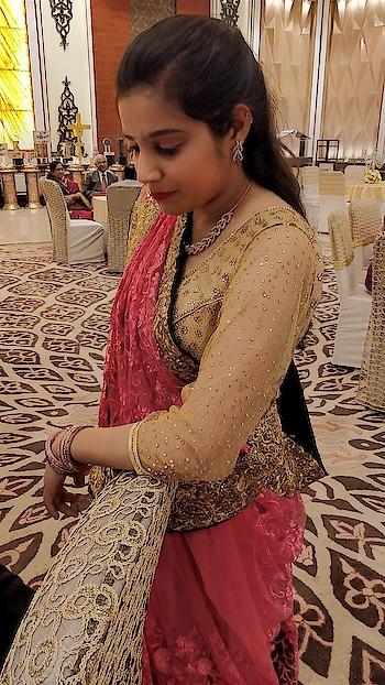 #trendylook #weddingwear #lifehacks #beautiful-life #love #ropo-love #ropo-good #afilteraday #afilteraday-miniparty #afilteraday-ripple #bloggerlife #bloggergirl #iplfever #roposo-style #lifestyleblogger #atipaday #roposostar #roposotalent #roposostory #atipaday