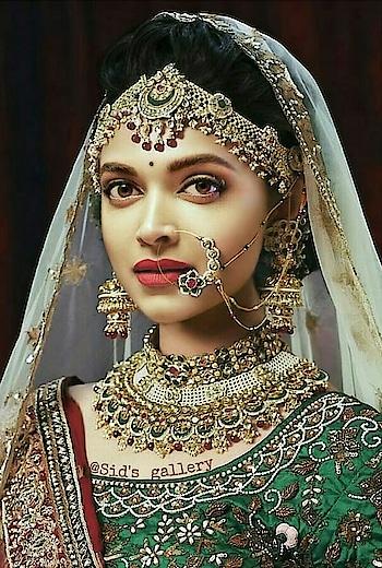 #bridal-jewellery #dipikapadukone