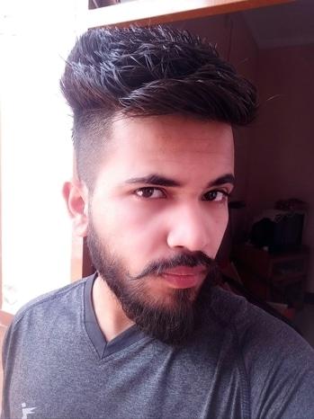#MyFirstPost #SoRoposo #MenOnRoposo# beardman