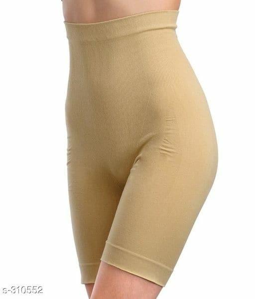 Ladies Cotton Spandex Shapewears Vol 1 Fabric: Cotton Spendex  Size: S - 28 in, M - 30 in, L - 32 in, XL - 34 in,XXL - 36 in,3XL - 38 in  Description: It has 1 Piece Of  Tummy Tuker  Type: Stitched  Pattern: Solid  Dispatch: 2 - 3 Days