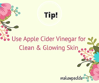 Beauty Tip of the Day    Use Apple 🍎 Cider Vinegar for Clean & Glowing Skin    🍎 Apple cider vinegar balances our skin. While removing oil from your skin, apple cider vinegar also helps to balance pH and keeps your skin from becoming too oily or too dry by balancing the production of sebum.    🍎 Rinse your face daily with diluted mixture of apple cider vinegar or you can youse diluted apple cider vinegar as toner (do a patch test before applying it might not suit for very sensitive skin) . . . . . . . . . . . .  .  #naturalbeauty #naturalingredients  #diyoftheday #applecidervinegar #skincare #tipoftheday  #skincareblogger #beautyinfluencers #bangalorebeautyinfluencers #bangalorebeautyblog #bangalorebeautyblogger #mumbaibeautyblog #mumbaibeautyblogger #indianbeautyblogger #indianbeautyblog #bangaloreinstagrammers #mumbaiinstagrammers #bangaloreinstagram #mumbaiinstagram #beautyhacks #skincaretips #beautyhackoftheday #applecider #facialtoner #facecleanser