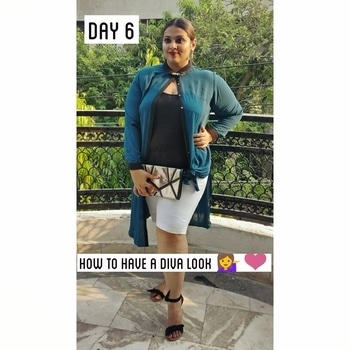 New Blog Post ❤️😍💁 Day 6 ❤️ How to have a diva look 😍❤️😘💁 Blog is up go and check it ❤️ Link - http://theflabstyle.wordpress.com . . . #theflabstyle #6thblog #7dayschallenge  #fbblogger #plussizeblogger #fashionblogger #fashiondiva #divalook #plussizestylist #plusizefashion #delhiblogger #delhigram #delhi #love #indianblogger #lifestyleblogger #loveforcurves #blessed❤️