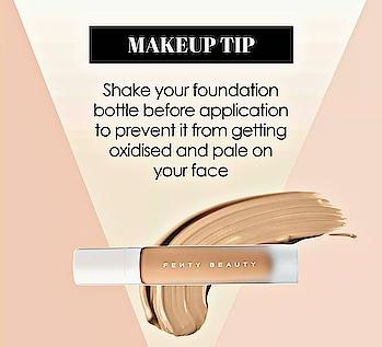 #makeup #makeuptips #ropo-makeup #roposomakeup #tips #tricks #tipsandtricks #makeuplove #makeuploverme #makeupaddict #foundation #foundationroutine #foundationlove