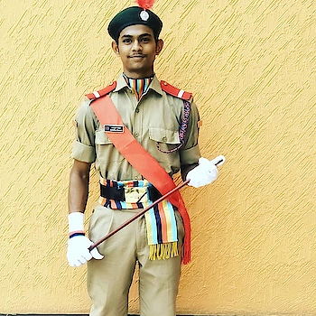 #smile  #pricelessmoments   #ncccadets  #sincere  #beachlife  #happieness  #btechbuddies #btech #college daires #roposo-fashiondiaries #pride #captured #simpleandstylish #indian #national cadet corps #acharya #nagarjuna #university   #when  #i #put  #on #my  #uniform  i #just  #feel  #like  #a #totally  #different  #person  #andi #feel  #imthe #proudest  #manon #earth  nd the #smile  #from  #my  #heart  #is #pricelesss #prideofindia #gabru_channel #pride  #ncc