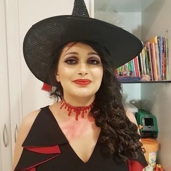#helloween #halloweenmakeup  #makeupartist #makeupartistmumbai #makeupartistindia #makeupartistsworldwide  #makeupartistAditiShah #hairstylistAditiShah