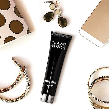 Make your makeup last longer and get a smooth finish this summer with the all new Lakmé Absolute Undercover Gel Primer. This light gel texture is infused with Vitamin E to gently nourish your skin underneath makeup.  Price: ₹ 700 #Lakme #LakmeIndia #LakmeAbsolute #Primer #Makeup