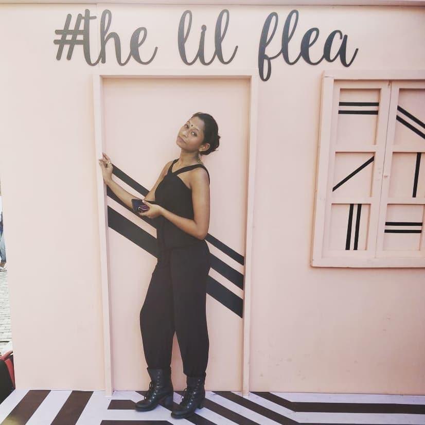 Let's Flee?  #pliepalazzo #pliepalazzoinbombay #plixxoblogger #pliepalazzoatthelilflea #thelilflea #soroposo #roposolove #fashiondiaries #indianfashionblogger #fashionblogger #fashionbloggerindia #ootd #outfitoftheday #stylediaries