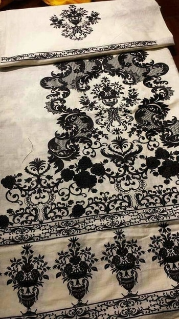 Introducing Pakistani non branded suits  Swiss lawn embroidered front Swiss lawn embroidered sleeves.. Swiss lawn plain back nd bottom... Delivery after 15 days of placing order Price 3195+$  Delivery after 15 days  NO DUPATTA  WhatsApp me for booking on 9873821909  You can chat here also #brandsfreezone