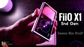 Here's the unboxing and overview of the FiiO X1 2nd Gen, is it a cheap solution to iPod? hit that share button 😎.