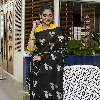Be the trendsetter with this regal upada silk saree in classic black color from samyakk's flamboyant silk collection..!! For more inquiry kindly watsapp us at 7829928490. For more collection visit our website www.samyakk.com  #saree #fashion #samyakk  #samyakkclothing #samyakkdesign #designer #designersaree #designer #fashion #embroideryart #satin #satinsaree #fashion #wedding #upaddasilk #silk #weddingsaree #sareelove😍 #sareeday #saree😍 #sareeindia #sareesusa #model #modeling #supermodel #bespoke #worldwide #weddingcouturel #ootd #ootdfashion