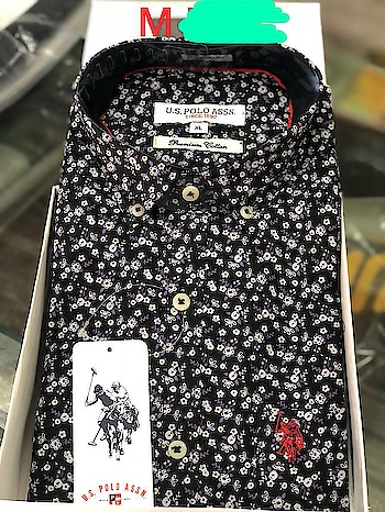 *LAST PIECEs*  HIGH QUALITY REPLICA Shirts for Men  Brand: ARROW-Zara-USPOLO Fabric : IMPORTED TWILL COTTON  SIZES : M L XL  XXL  Fit : SEMI-FORMAL   Price : *950*+⛵ (30 Extra for BOX)😱  MRP :2495/- Hmmm  Bill of MRP on Demand with Extra 12% GST  👇👇👇👇👇 *Note: HIGH QUALITY ONLY.* For booking contact 8790064509