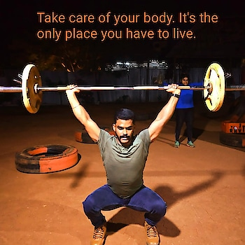 @raviscrossfit Take care of your body. It's the only place you have to live.  ⛷️Endless Fitness Journey  #Day8 done , Nov 13th  🏀Today's workout schedule:-)  Explosive strength training and cardio.  🏓Explosive strengthis the ability to exert maximal force in minimal time.  ⛳️Do workouts , update your photos and tag @raviscrossfit    Stay Fit , Ravishankar, Ravi'sCrossFit     #lifestyle #gymrat #fitspo #abs #justdoit #healthy #motivational #strong #strength #keepgoing #pump #quotes #operator #fitnessaddict #military #fitspiration #nopainnogain #dedication #mindset #successful #cardio #neverstop #keeppushing #healthylifestyle #beastmode #veteran #shredded #dreambig #freedom #happy