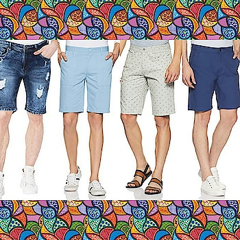 5 Stylish Shorts for Men to Try Out This Mansoon:- Because, stubborn wet denims those refuse to dry and keep your style a bit off during monsoon season, say bye-bye to them  #men  #men-fashion  #mensshort  #mensclothing #men-looks  #styles  #mensstyle  #mens-wear #mensoutfits #newarrival #newarrivals #newarrivalproduct  www.newarrivalproduct.com