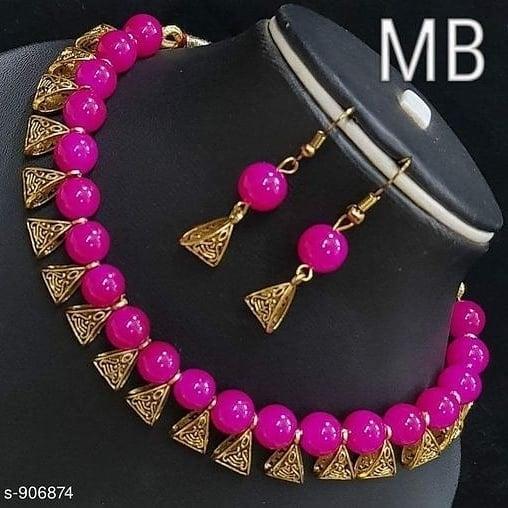 dm for more colors #necklaceset #shoppingexploring