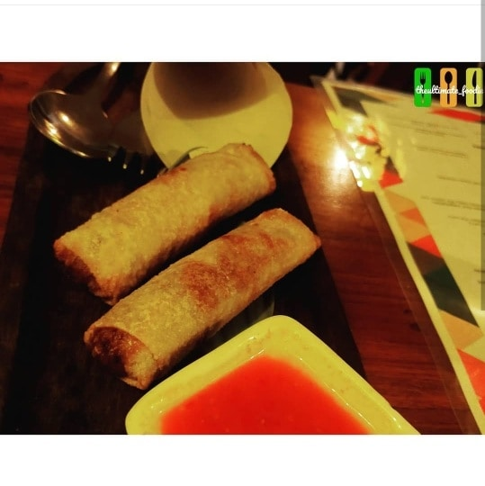 Spring Rolls ♥️ . . . #springroll #springrolls #springrollsfordays #springrollover #springrollovers #chinesefood #chinesefoodporn #chinese #chinesefoodlover #chinesefoods . . . . . . . . 🔴 READ FULL REVIEW @ZOMATO - Medhavi - theultimate_foodie 🔴 . . . . . ➡ Like my FB Page - theultimate_foodie . . 🔹🔹🔹🔹🔹🔹🔹🔹🔹🔹🔹🔹 Follow me @theultimate_foodie  Follow me @theultimate_foodie  Follow me @theultimate_foodie  Follow me @theultimate_foodie  Follow me @theultimate_foodie  Follow me @theultimate_foodie 🔹🔹🔹🔹🔹🔹🔹🔹🔹🔹🔹🔹 . . 🔺🔺🔺🔺🔺🔺🔺🔺🔺🔺🔺🔺🔺🔺 #sinful  #foodlove #foodiegram #foodlover #tasty #foodporn #soulfood  #instafood  #shotononeplus #shotononeplus5 #oneplus5tphotography #food52grams #delhifoodguide #onthetable 🔺🔺🔺🔺🔺🔺🔺🔺🔺🔺🔺🔺🔺🔺 . . . . @oneplus_india @oneplus @oneplus_5t @oneplus.photography @oneplus_in @pindelhi . . 〰️〰️〰️〰️〰️〰️〰️〰️〰️〰️〰️〰️〰️〰️