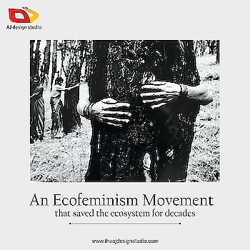 A Movement that saved the ecosystem for decades  #chipkomoment #womenpower #ForestConservation #nonviolance #eco #Ecofeminism #1973 #uttrakhand