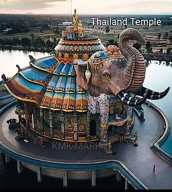 Thailand temle