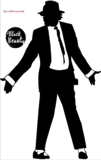life is positive is white and negative is black 😎😎😎😄 #blackbeauty