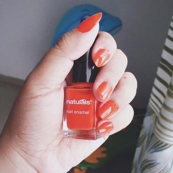 I love this bright #color thought my #nails are not well shaped 😜  #nailpolish #nail #nailcolor #nailfie #lovenails #roposodaily  #roposonail #blog #bblogger #bloggercommunity #shades #balmblog #roposoblogger #nails💅 #indianblogger #nailgram #instalike #instadaily #bloggerlife