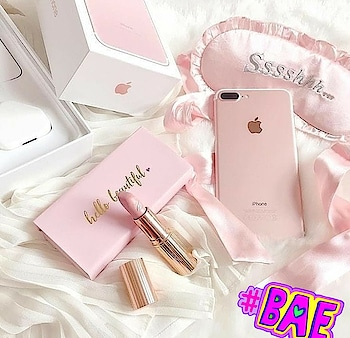 #loveoflife #appleiphone #iphone #royal #lipstickaddict #pinkrose #babypink #coollook #cool-stuff #loveing #bae