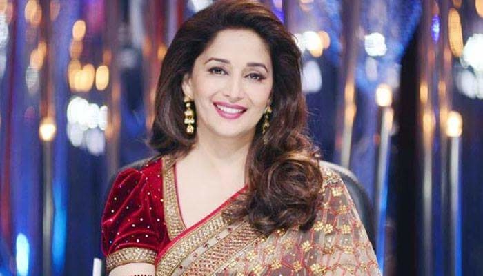 Happy Birthday to #Bollywood's Dhak-Dhak Girl Madhuri Dixit - Nene  #AgelessBeauty #Actress #Birthday  Courtesy : DQ Channels