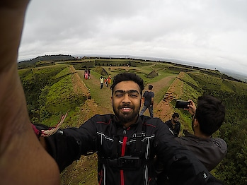 the #sakleshpura #westarnghats #rainforest #ns200 #goproindia #gopro