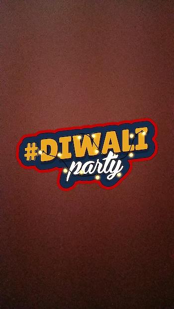 #diwaliparty